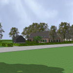 Transformatie boerderij > 4 woningen, Bunnik