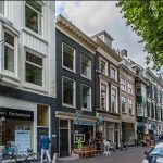 Dakopbouw Oudegracht, Utrecht