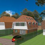 Verbouwing jaren 30 woning, Bilthoven